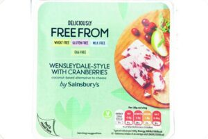 Sainsbury's Has Launched A Vegan Cheese Range 4