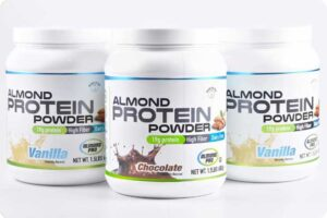 Almond Pro™ Launches First-ever Almond Protein Powder 8