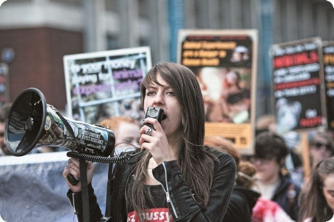 DominiKa Piasecka – My Life as an Activist