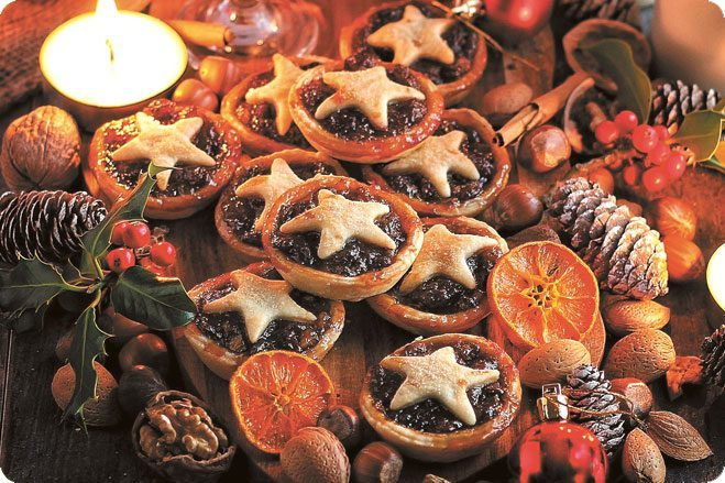 Mince Pies & Mulled Wine – Issue 21
