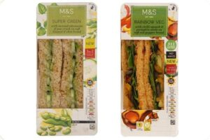Marks and Spencer joins vegan boom with plant-based sandwich range 4
