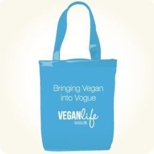 vegan life bag