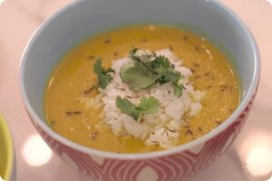 Winter Warmer: Thai Butternut Squash and Coconut Soup 7