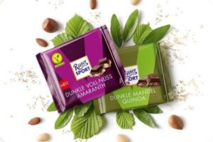 Ritter Sport Introduces Two New Vegan Bars 4