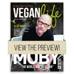 Vegan Life Issue 25 Preview