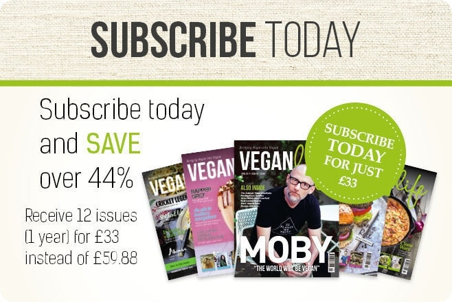 Vegan Life Subscription