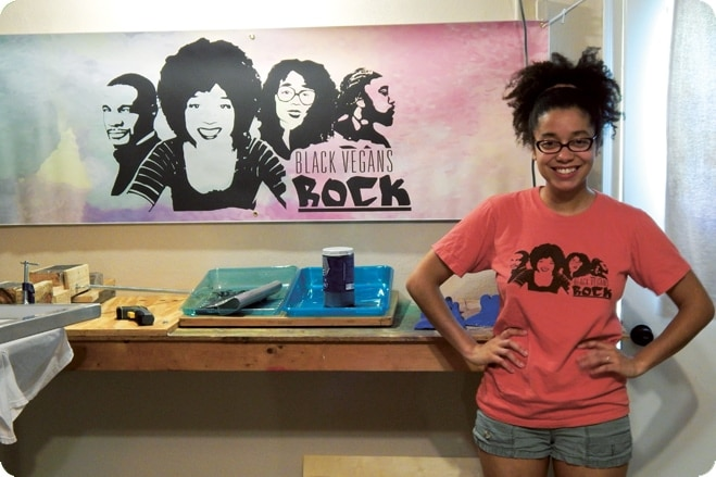 Black Vegans Rock – Aph Ko Talks About her Remarkable Work
