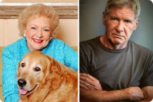 Harrison Ford and Betty White recognised for conservation at Smithsonian 4