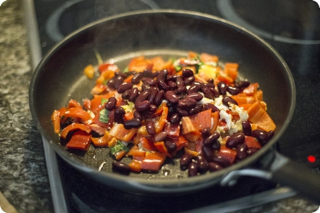 Swap beef for beans for 'huge impact' on climate change, say experts