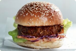 Linda McCartney confirms pulled pork burgers are 100% vegan 8