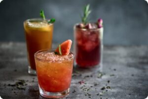 T2 recipe rose watermelon iced tea