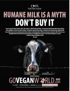 Go Vegan World Ad Not Misleading ASA Rules 1