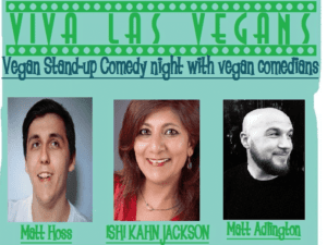 World's First Ever Vegan Comedy Club In Canterbury 1