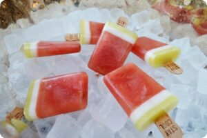 Delicious MELLO Watermelon Ice Lolly and Cocktail Recipes 7