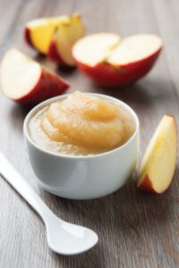 apple sauce egg replacer