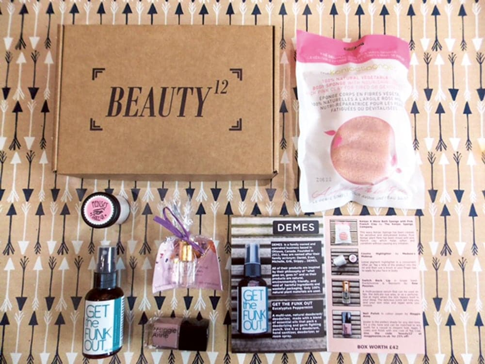 vegan cruelty-free beauty subscription boxes