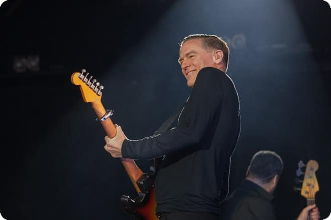 Bryan Adams - 35 Years of Compassion Preview