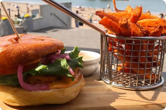 Top 10 Vegan Burgers In Helsinki