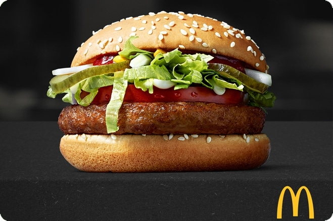 Exclusive Taste Test: What Does The McVegan Taste Like?