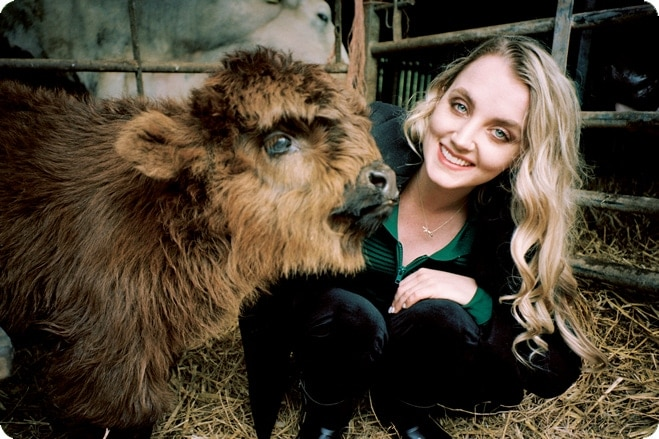 Evanna Lynch - Role Model For New Vegans And Veg-Curious People