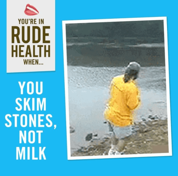 Rude Health Support And 'Celebrate' Dairy Industry 1