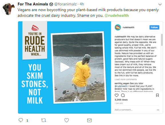 Rude Health Support And 'Celebrate' Dairy Industry 3