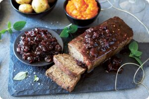 Fry's Country Roast with Cranberry and Chili Jam 11