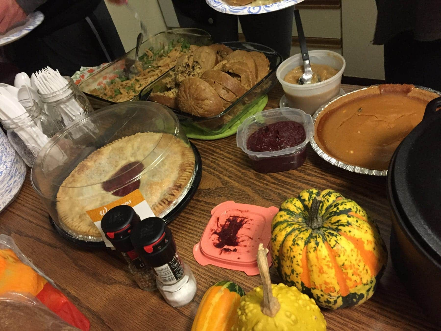Vegan Thanksgiving Potluck at College: If We Can Do It, You Can, Too! 3