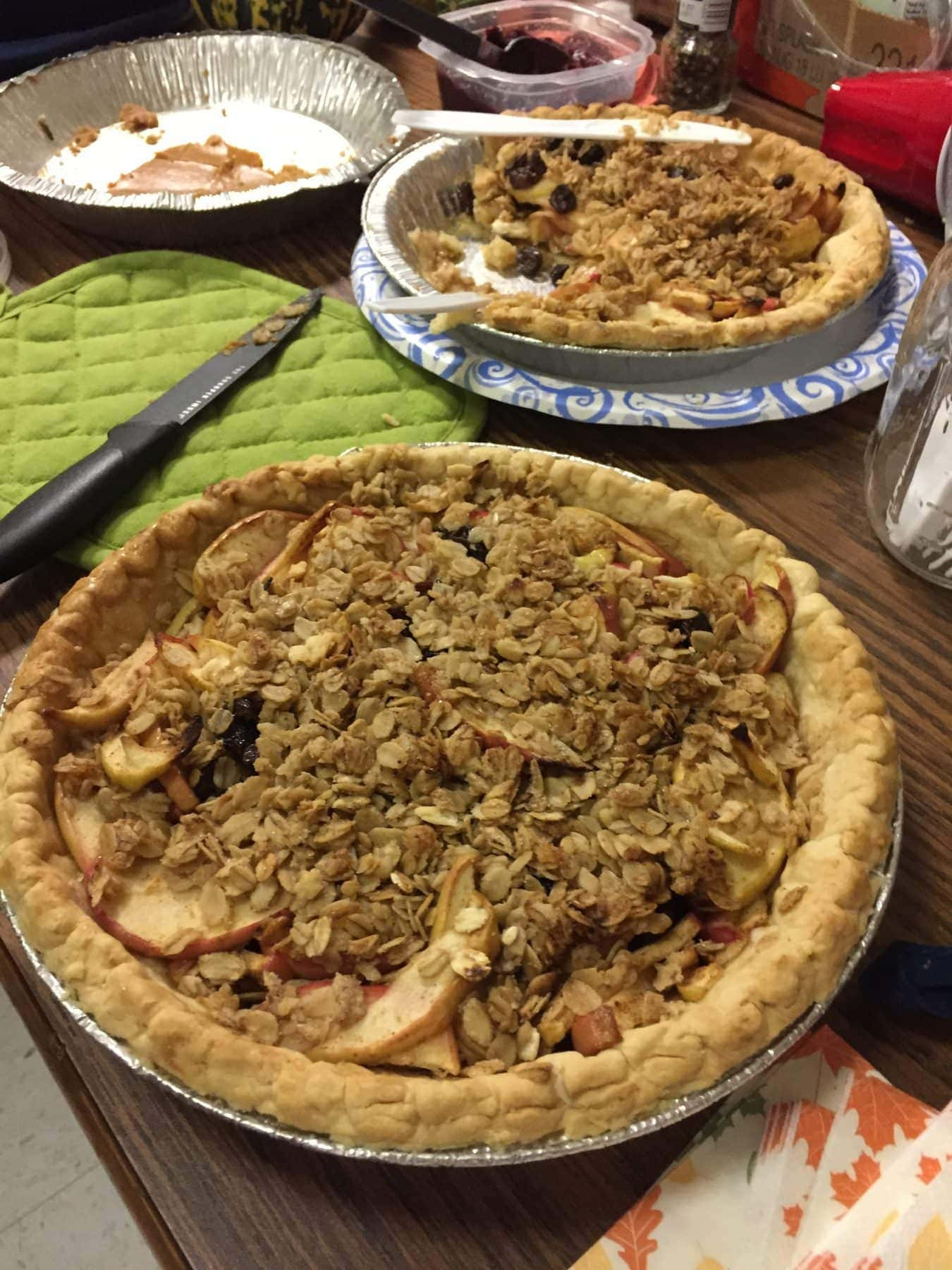 Vegan Thanksgiving Potluck at College: If We Can Do It, You Can, Too! 1