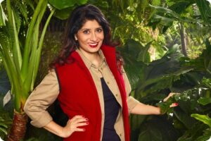 Vegan Comic Shappi Korsandi On I'm A Celebrity 10
