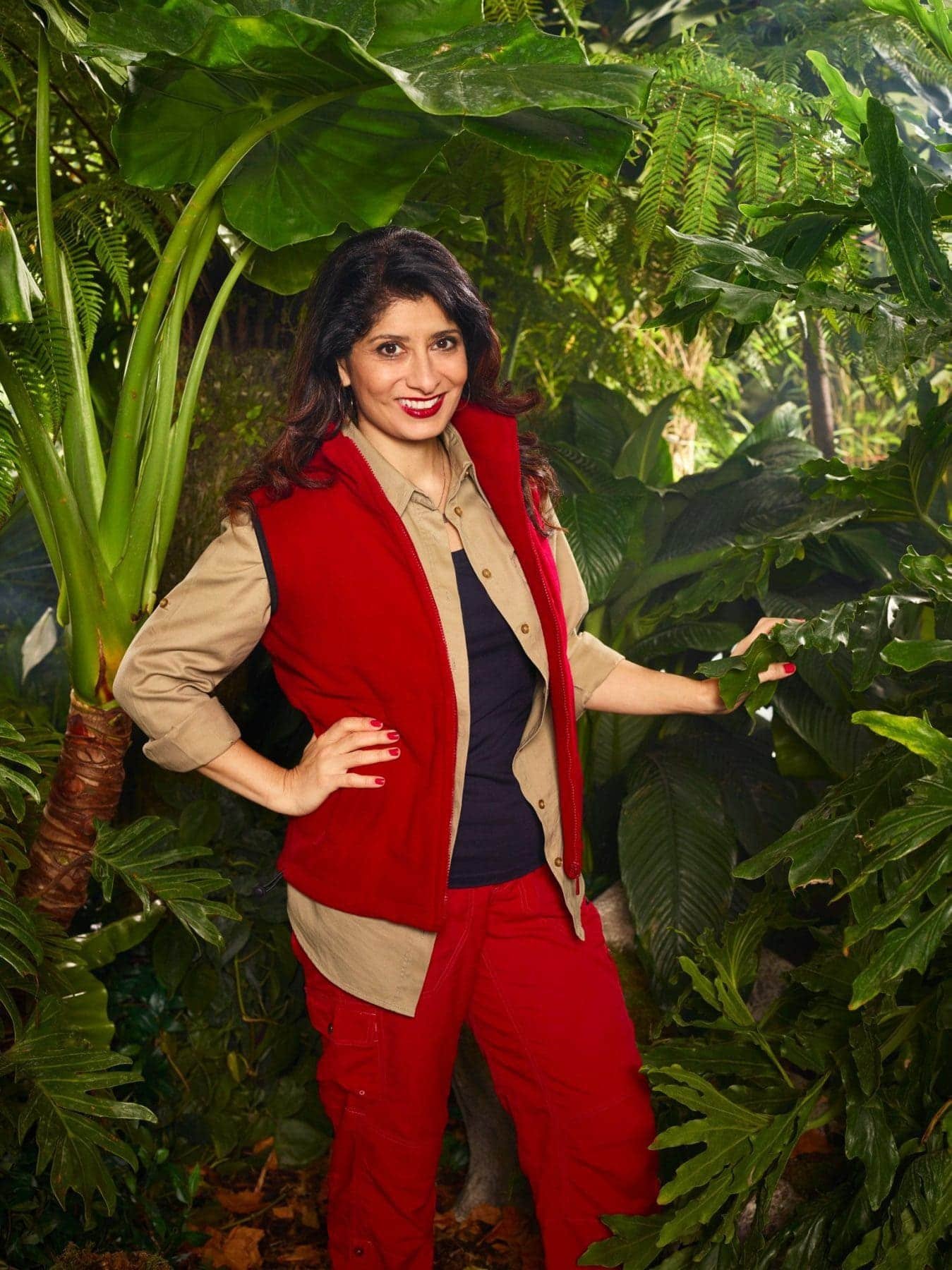 Vegan Comic Shappi Korsandi On I'm A Celebrity 1