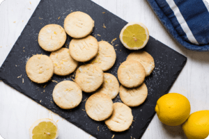 Lemon Shortbread 19