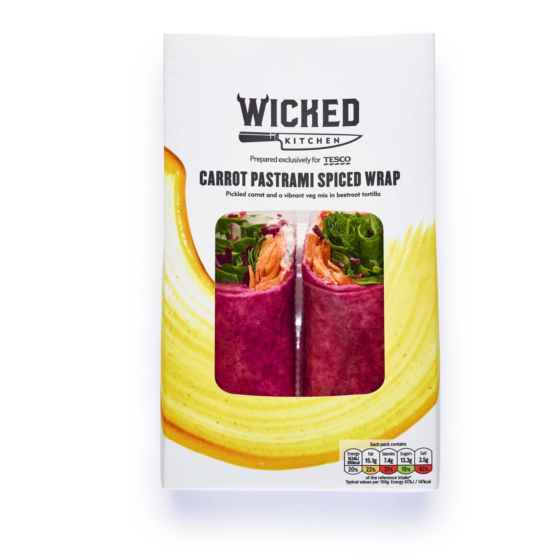 Tesco Launches New Plant Based Brand Wicked Kitchen 5