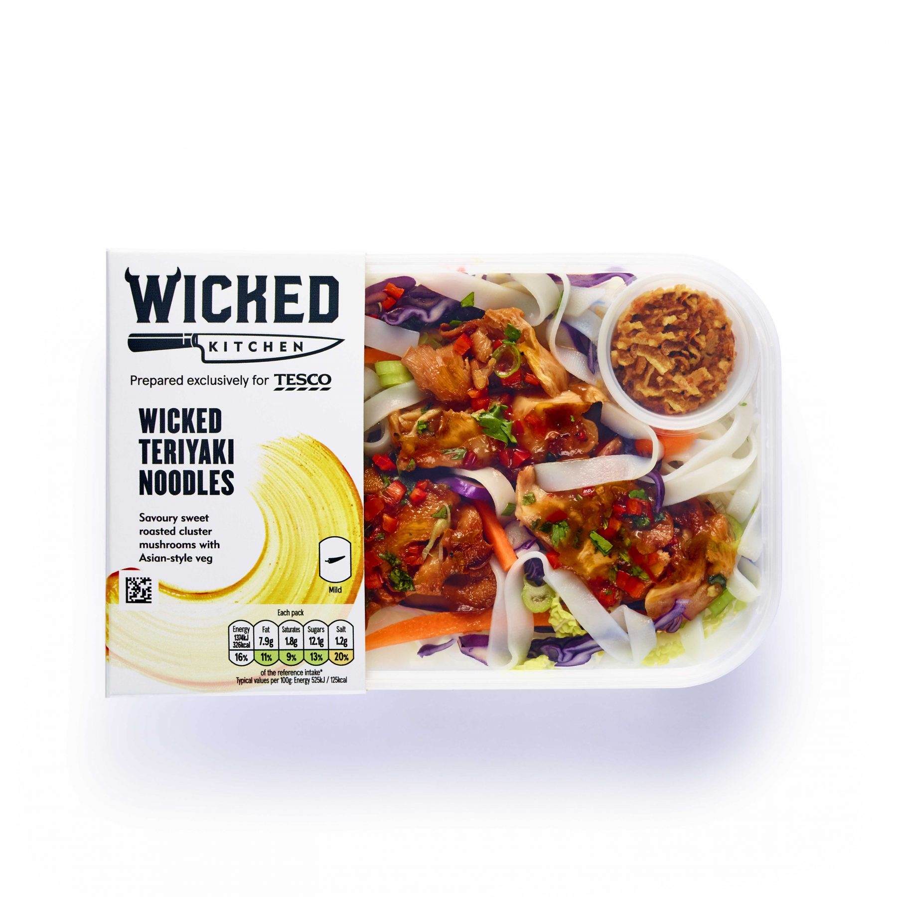 Tesco Launches New Plant Based Brand Wicked Kitchen 4