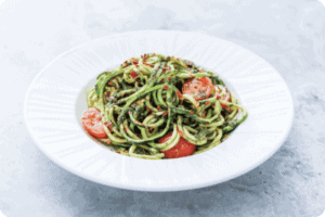 Pesto Courgetti & Chilli 13