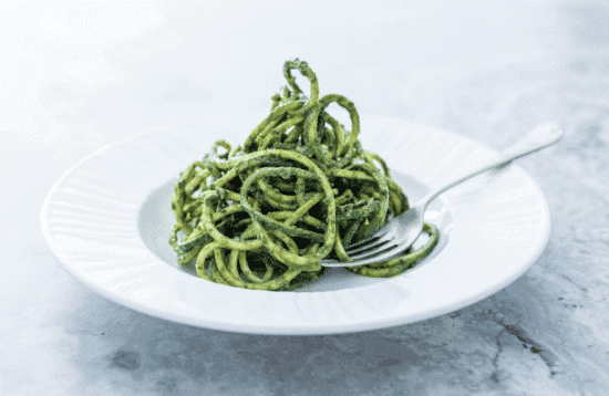 Pesto Courgetti 1