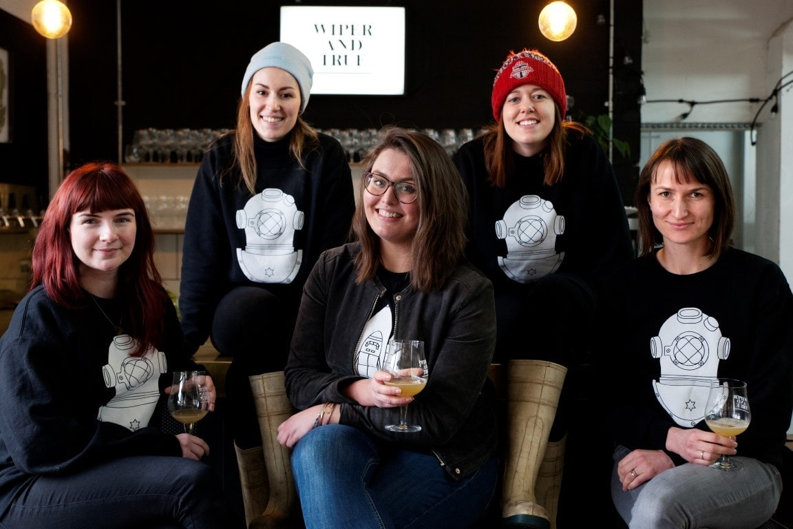 Women Create XX Vegan Beer to Celebrate International Women's Day 3
