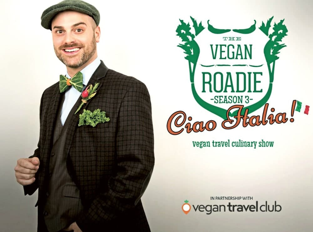 Dustin Harder Vegan Roadie YouTube