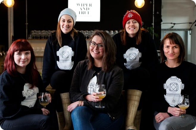 Women Create XX Vegan Beer to Celebrate International Women's Day