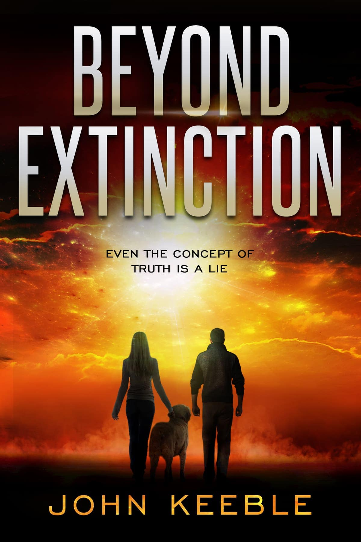 Beyond Extinction with Vegan Author John Keeble 1