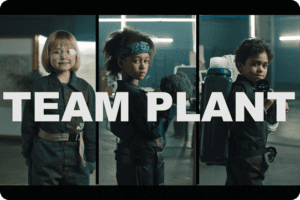 Watch: Greenpeace Promote Sustainable Living With Their New Team Plant Campaign 9