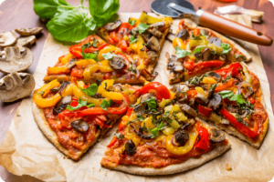Publicity Stunt? Gordon Ramsay Tweets Image of Vegan Pizza 20