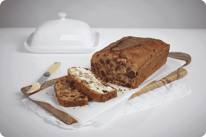 Free From Earl Grey Fruit Loaf 1