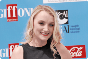 WATCH: Evanna Lynch Demonstrates Animal Testing for Cosmetics on Herself in New Video 5
