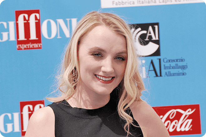 WATCH: Evanna Lynch Demonstrates Animal Testing for Cosmetics on Herself in New Video