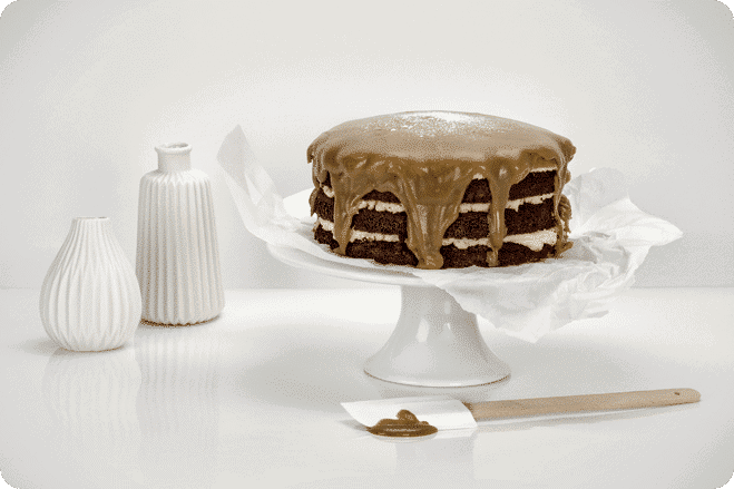 Free From Sticky Toffee Layer Cake 1