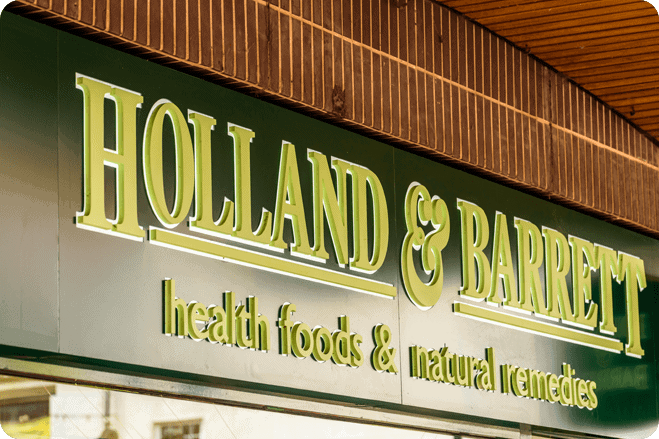 Holland & Barrett to Open Fully Vegan Store