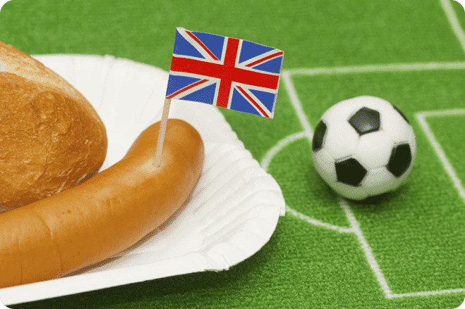 World Cup Sausage Foul