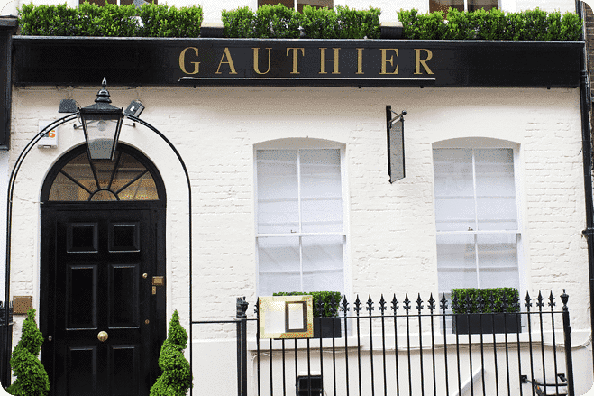 Gauthier Soho Announces Change to a Vegan-Only Menu