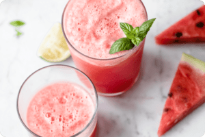 Watermelon and lime coolers 2
